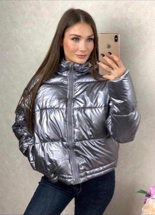 Демисезонная женская куртка еврозима
