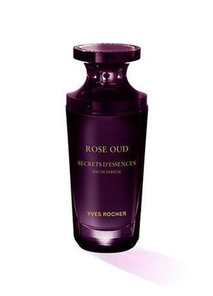 Парфюмированная Вода Rose Oud Удовая Роза Ив Роше
