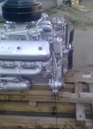Двигатель ЯМЗ-236М2 на автокраны КС-4372в, КС-5871