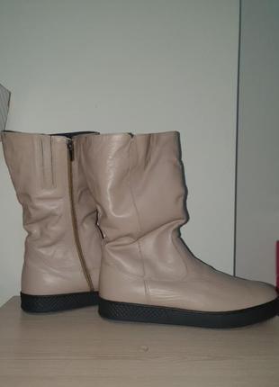 Зимние ботинки 45 р полусапожки