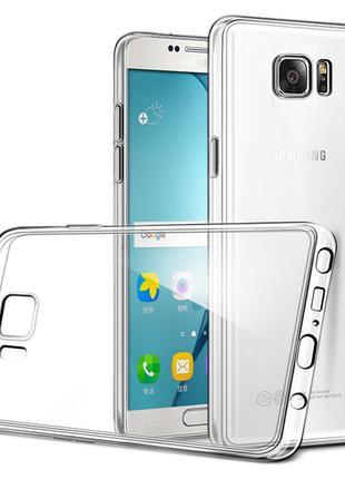 Чехол прозрачный Samsung Galaxy Note 7 N930 N935