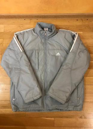 Куртка adidas (оригинал, новая; пуховик, демисезонная)