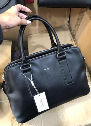 Вместительная сумка david jones