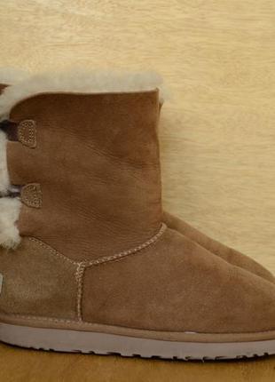 Ботинки ugg bailey bow ii boot