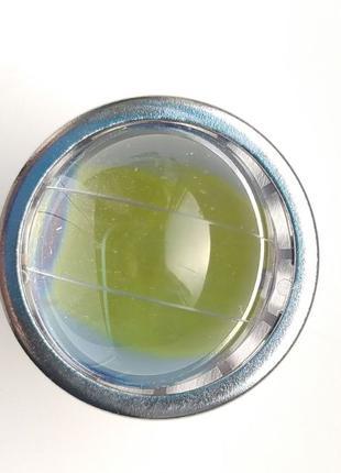 Линза - лампа светодиодная в фару, ближний / дальний , Н4, BA20D