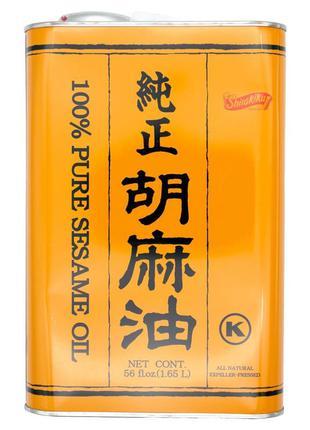 Кунжутное масло Shirakiku 1,65л (Япония)