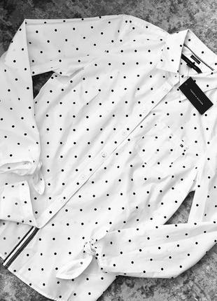 Tommy hilfiger оригинальная рубашка оригинал