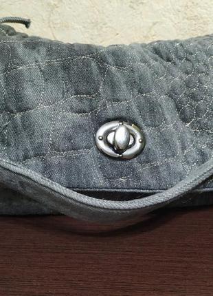 Сумка женская джинс