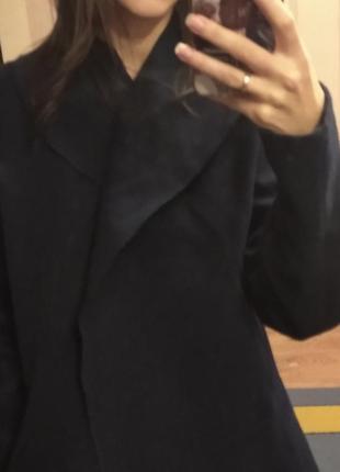 Пальто кардиган кашемир