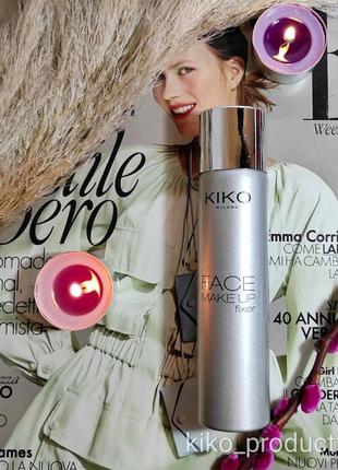 Фіксатор макіяжу KIKO Make Up Fixer