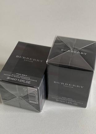 Burberry Touch For l Men 30m (парфюмированная вода)