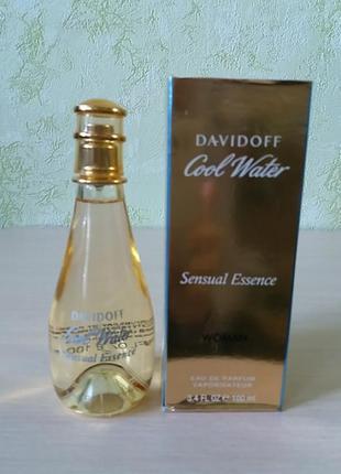 Davidoff cool water sensual essence 100 ml