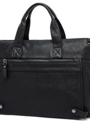 Мужская сумка WESTAL (портфель) через плечо, натуральная кожа.
