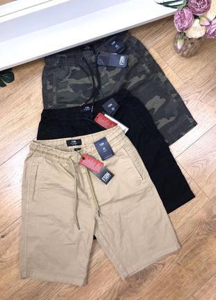 Коттоновые шорты мужские new yorker