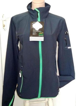 Спортивная куртка софтшел (softshell) inoc, австрия