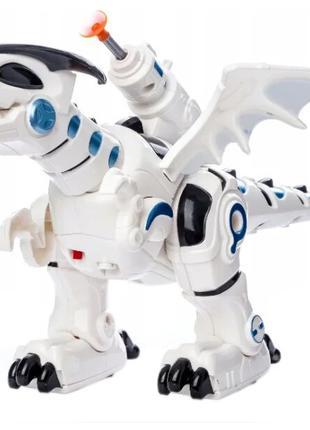 Интерактивный Робот Боевой дракон ходит, звук,стреляет