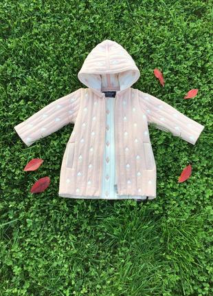 Пальто девочке