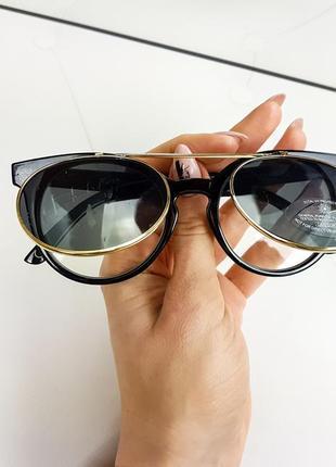 Акція 1+1=3 сонцезахисні окуляри від asos очки