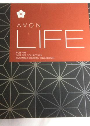 Набор Life for Him от Avon