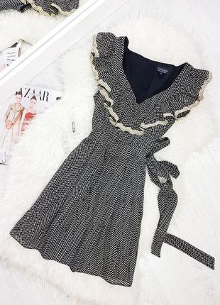 Акція 1+1=3    вінтажна сукня від topshop
