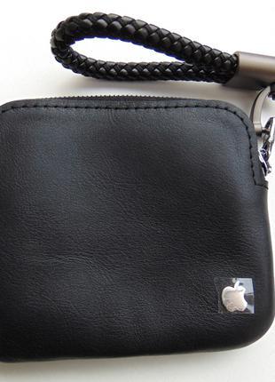 Картхолдер-кошелёк в стиле Apple чехол для наушников Apple