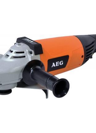 Болгарка AEG WS 2200-180 DMS