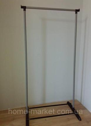 Стойка вешалка для одежды напольная 71 см шириной