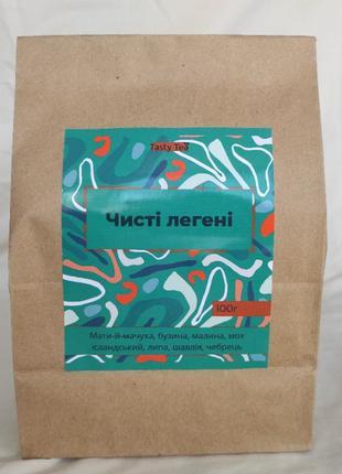 """Фиточай. Карпатский Чай Из Трав """"Чистые легкие"""" Фiточай"""