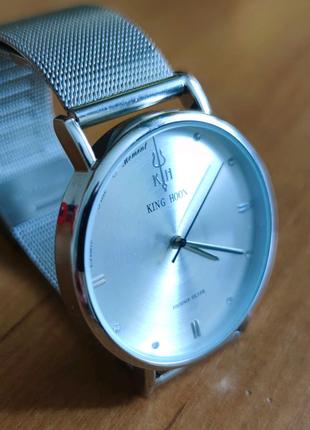Часы Женские Наручные KING Кварцевые Водонепроницаемые
