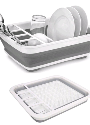 Cушилка трансформер для сушки посуды и кухонных приборов