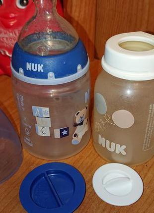 Детские бутылочки nuk , 🍼 бутылочка для кормления
