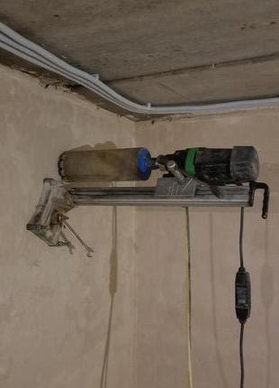 Алмазная резка стен проемов Сверление отверстий Демонтаж бетона