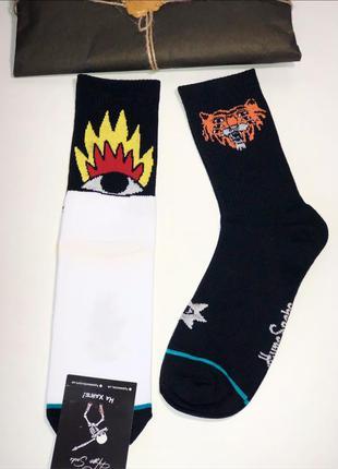 Креативные носки в стиле ricardo cavolo. 37-43