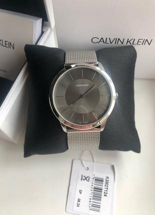 Мужские часы calvin klein k3m2t124