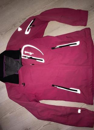 Спортивная куртка ветровка женская icepeak 42