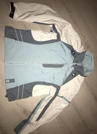 Спортивная куртка ветровка демисезонная , активный спорт human...