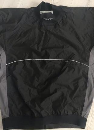 Ветровка куртка безрукавка велоспорт велоодежда активный спорт