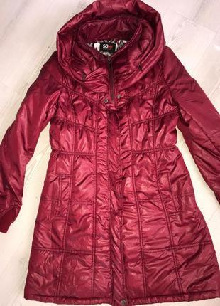 Пальто дутое стеганое ,куртка женская демисезонная-нехолодная ...