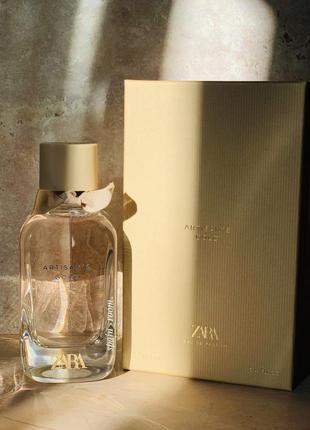 Духи zara artisans gold /жіночі парфуми /туалетна вода /парфюм