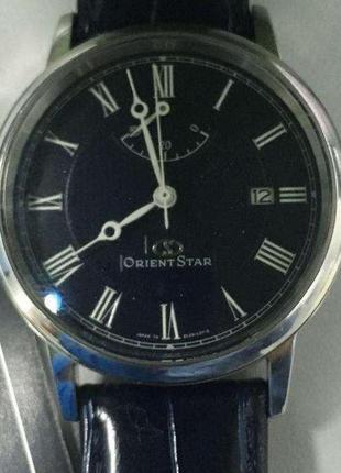 Orient Star мужские часы механика с автоподзаводом и резервом ...