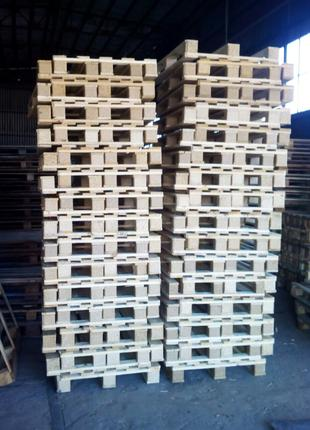 Покупаем поддоны деревянные