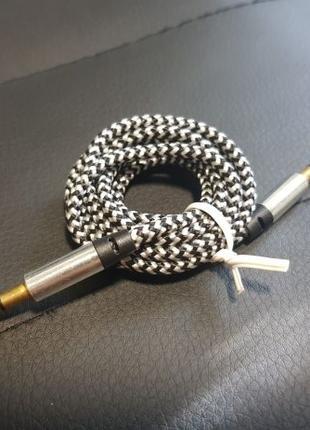 Aux - aux кабель 1 метр 3.5 стерео mini jack