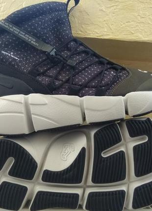 Кроссовки nike air footscape mid utility tokyo obsidian cargo ...