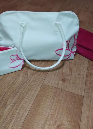 Набор сумка и косметика