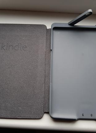 Чехол с подсветкой для Amazon Kindle 4 и 5 (бордовый)