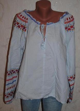 """Блуза с вышивкой """"pimkie"""""""