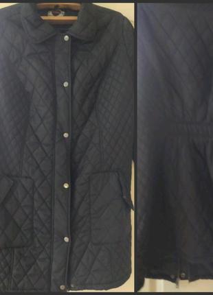 Демисезонный пальто большой размер