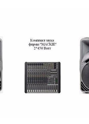 Колонки на прокат, аренда звука, радиомикрофон. Киев и область.