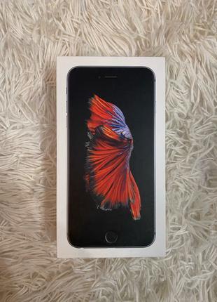 Продам IPhone 6S Plus (128 GB) Space Gray Б/У