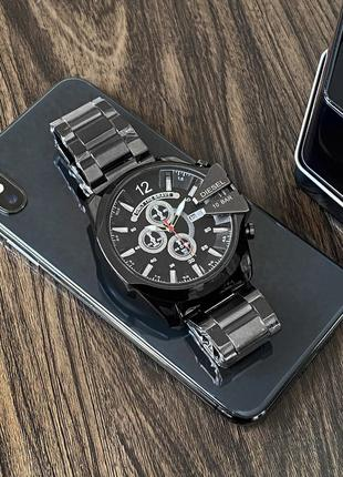 Часы годинники мужские Diesel 10 Bar